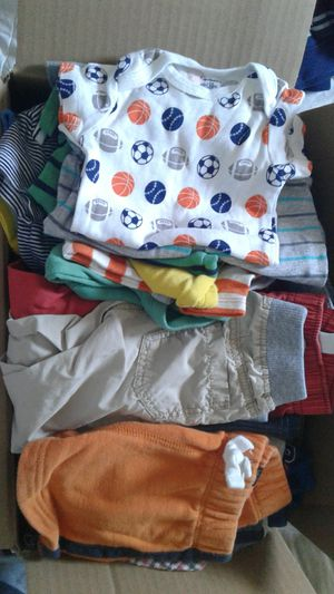 Nb-6/9 months boy clothes for Sale in San Angelo, TX