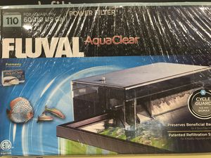 New Fluval 110 power Filter for Sale in Chicago, IL
