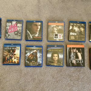 Blu-ray Movies for Sale in Canby, OR