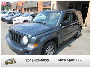 2008 Jeep Patriot for Sale in Garfield, NJ