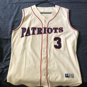 Patriots Baseball Jersey for Sale in Gilbert, AZ