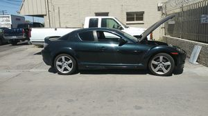 Mazda rx8 6speed 4 door 143 thousand miles for Sale in Phoenix, AZ