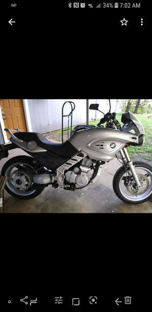 Bmw f650 motorcycle for Sale in San Antonio, TX