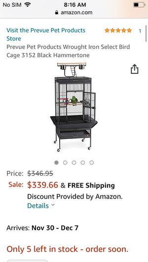 Prevue bird cage for Sale in Cicero, IL