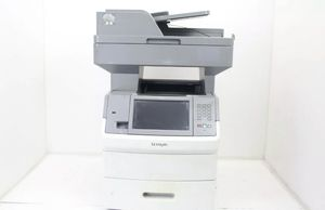 Lexmark X654DE MFP All-in-One Network Laser Printer Copier Scanner for Sale in Maryland Heights, MO