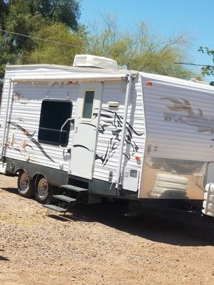 Toy hauler 19ft 2007 RV for Sale in Phoenix, AZ