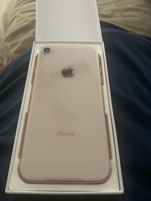 iPhone 8 rose gold for Sale in Seminole, FL