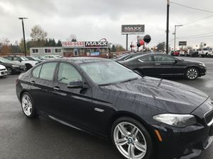 2014 BMW 5 Series for Sale in Puyallup, WA
