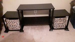Tv stand entertainment center shelf for Sale in Avondale, AZ
