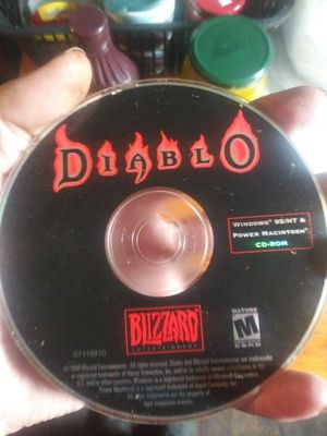 Diablo pc $10 for Sale in Indianapolis, IN