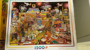 Jigsaw puzzles for Sale in Raleigh, NC