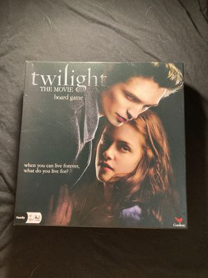 Twilight the board game for Sale in Vancouver, WA