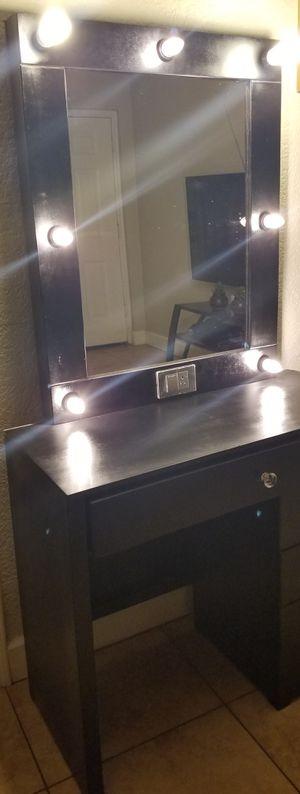 Black vanity for Sale in Tempe, AZ