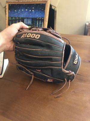 "Wilson A1000 baseball glove 11.5"" for Sale in Phoenix, AZ"