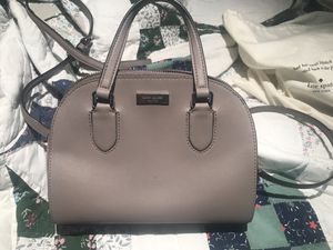 Gray Kate Spade Purse for Sale in Palm Harbor, FL