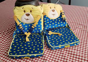 Build a bear car seats for Sale in Perris, CA