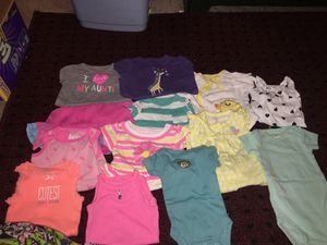 Baby girl clothes for Sale in Austin, TX