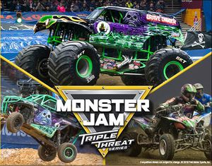 Monster Jam Tickets for Sale in San Dimas, CA