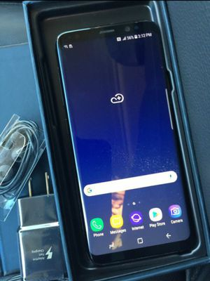 Samsung Galaxy S8, Factory Unlocked.. Excellent Condition. for Sale in Springfield, VA