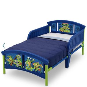 Ninja Turtle Toddler Bed for Sale in San Marcos, CA
