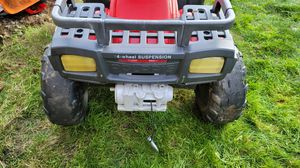 Red kids toy 4 wheeler for kids for Sale in Damascus, OR