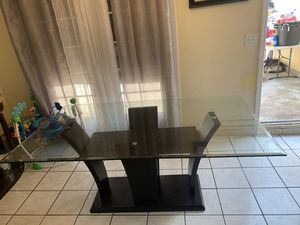 Glass Dining Table for Sale in Oakland, CA