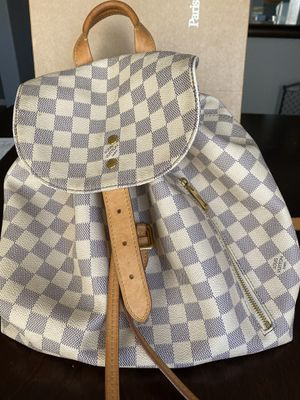 Louis Vuitton Sperone backpack for Sale in Las Vegas, NV