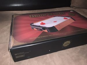 Air hockey electric table for Sale in Anaheim, CA