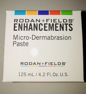 Microdermabrasion Paste from Rodan + Fields for Sale in North Smithfield, RI