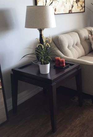 Two Wood Side Tables for Sale in Columbus, OH