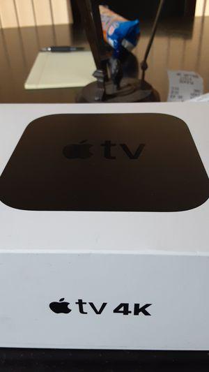 Apple TV 4k for Sale in Plant City, FL