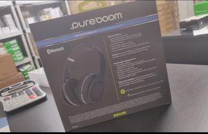 Puregear Pureboom Bluetooth OverEar Stereo Headphones for Sale in Penn Valley, PA