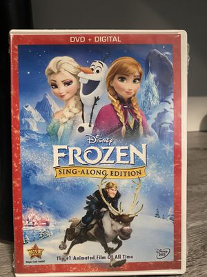 Frozen Sing-Along Edition for Sale in Anaheim, CA