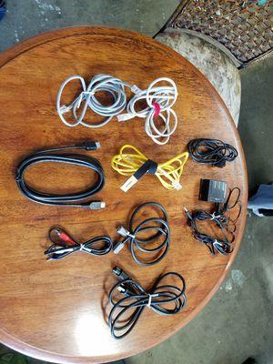 Ethernet cords USB cords etc for Sale in Benicia, CA