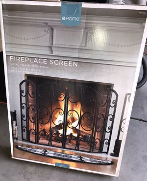 Fireplace screen for Sale in Modesto, CA