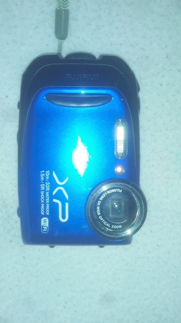 fujifilm finepix xp55 14mp digital camera