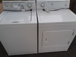 Washer and Dryer (gas) for Sale in Morrisville, PA
