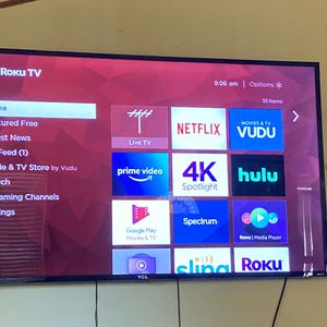 "65"" ROKU TV for Sale in Palm Harbor, FL"