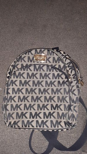 Michael Kors Backpack Purse for Sale in Clinton Township, MI