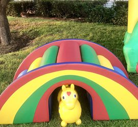 Rainbow Climber Soft Play Equipment for Sale in Placentia,  CA