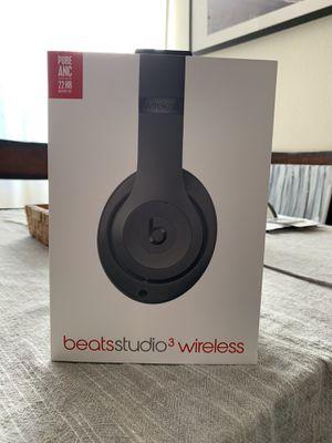 Beats Studio Wireless headphones for Sale in Whittier, CA