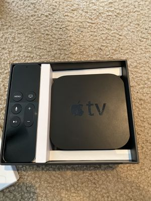 Apple TV 32gb 1080p for Sale in Glassboro, NJ