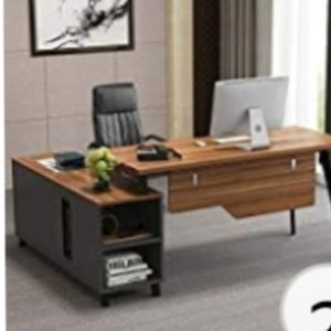 L shape desk $230 for Sale in Fullerton, CA