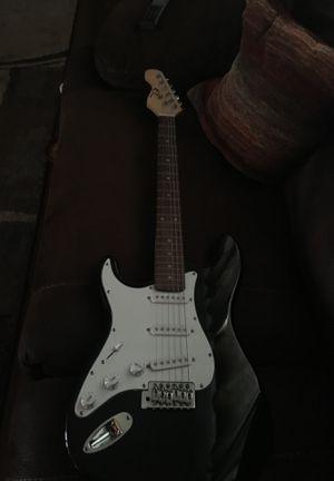 Eleca Left Handed Guitar. Used twice. for Sale in Philadelphia, PA
