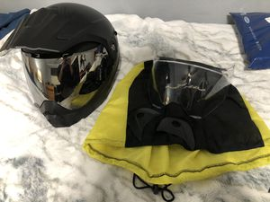 Scorpion EXO AT-950 Motorcycle Helmet XL for Sale in Newark, CA