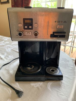 Cuisinart Coffee Maker for Sale in Queens, NY