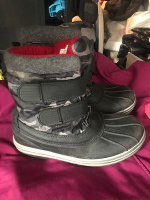 Boys rain/snow boots for Sale in Baldwin Park, CA