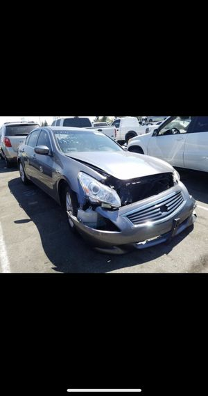 2011 Infiniti G37 parts only!!! for Sale in Montclair, CA