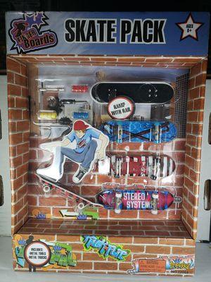 Finger Boards Skate Pack Factory Sealed for Sale in Branford, CT