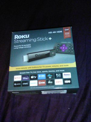 Roku streaming media device for Sale in Tucson, AZ
